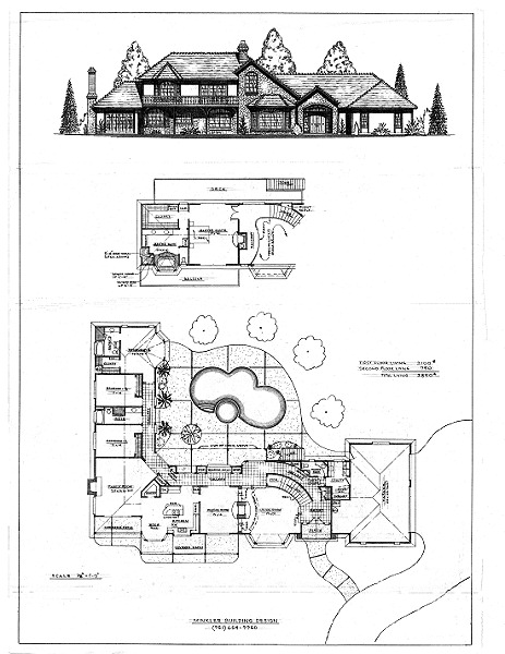 House plans and design modern house plans under 3000 for 3000 square feet home plans