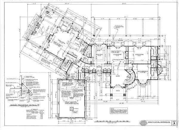 High quality custom house plans Custom floor plans