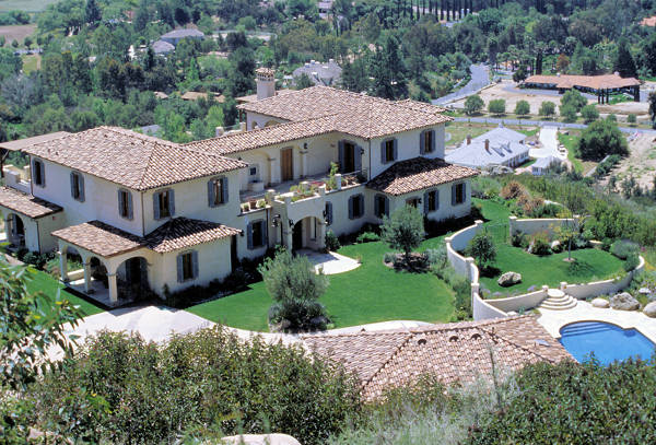 tuscan home design