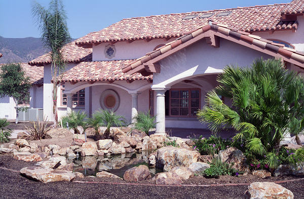 Spanish Mediterranean house plans blend two great home design styles into  one. Spanish Mediterranean House Plans