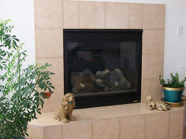 What are the codes for fireplace chimneys according to the