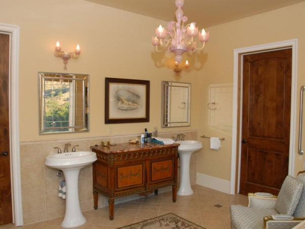 interior house design - master bath