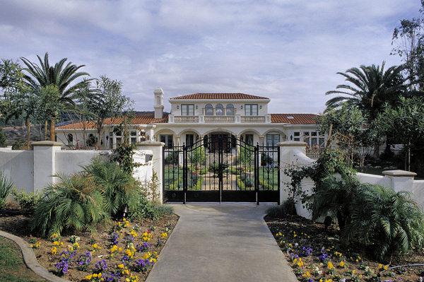 Dream home plans for California house plans